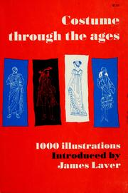 Cover of: Costume through the ages