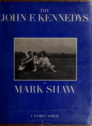 Cover of: The John F. Kennedys; a family album