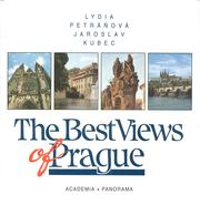 Cover of: The best views of Prague