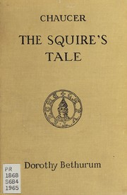 Cover of: The squire's tale