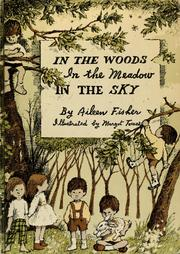 Cover of: In the woods, in the meadow, in the sky