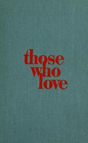 Cover of: Those who love