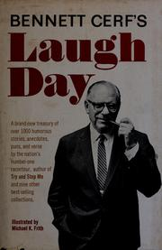 Cover of: Laugh day: a new treasury of over 1000 humorous stories and anecdotes