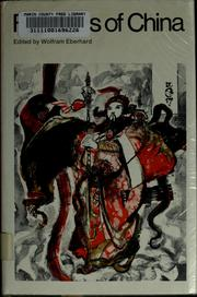 Cover of: Folktales of China