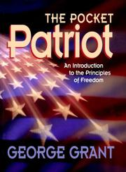 Cover of: The pocket patriot