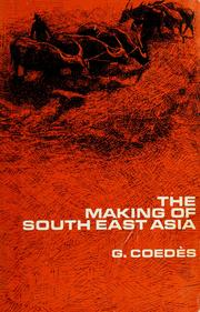 Cover of: The making of South East Asia