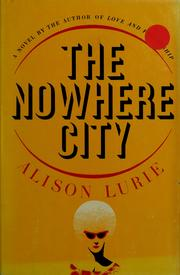 Cover of: The nowhere city
