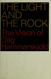 Cover of: The light and the rock
