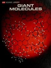 Cover of: Giant molecules