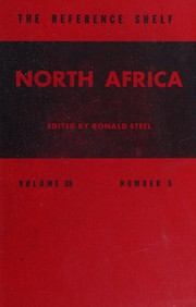 Cover of: North Africa