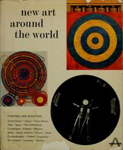 Cover of: New art around the world