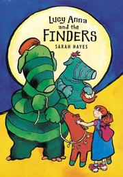 Cover of: Lucy Anna and the Finders