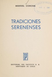 Cover of: Tradiciones serenenses