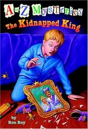 Cover of: The kidnapped king
