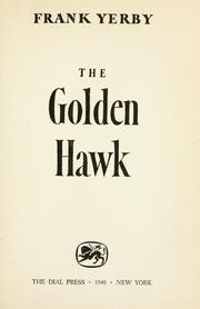 Cover of: The golden hawk