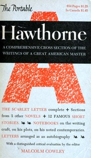 Cover of: The portable Hawthorne