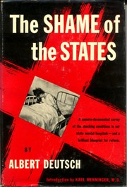 Cover of: The shame of the States