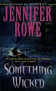 Cover of: Something wicked