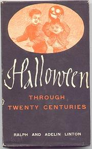 Cover of: Halloween through twenty centuries