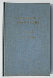 Cover of: A handbook of space flight