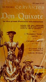 Cover of: The portable Cervantes