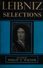 Cover of: Selections
