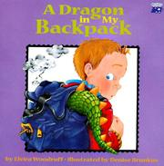 Cover of: A dragon in my backpack