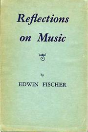 Cover of: Reflections on music