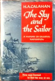 Cover of: The sky and the sailor
