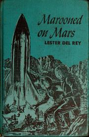 Cover of: Marooned on Mars