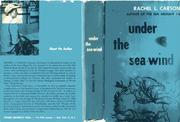 Cover of: Under the sea-wind: a naturalist's picture of ocean life