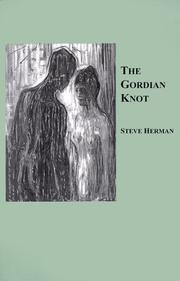 Cover of: The Gordian knot