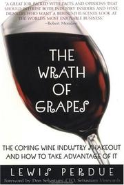 Cover of: The wrath of grapes