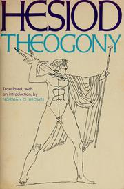 Cover of: Theogony