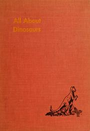 Cover of: All about dinosaurs