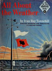 Cover of: All about the weather