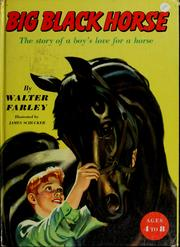 Cover of: Big Black Horse