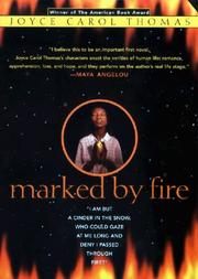 Cover of: Marked by fire