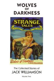 Cover of: Wolves of darkness