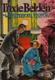 Cover of: Trixie Belden and the mysterious visitor: #4