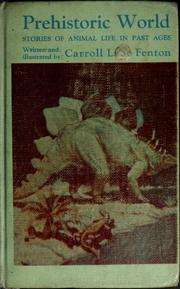 Cover of: Prehistoric world