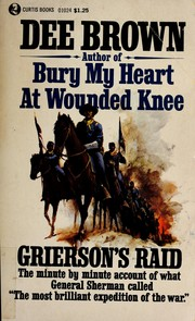 Cover of: Grierson's Raid: a cavalry adventure of the Civil War
