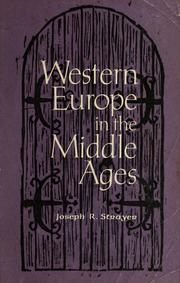 Cover of: Western Europe in the Middle Ages: a short history