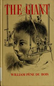 Cover of: The giant