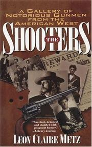 Cover of: The shooters