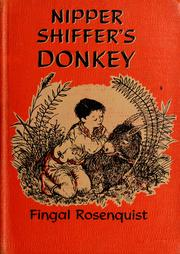Cover of: Nipper Shiffer's Donkey