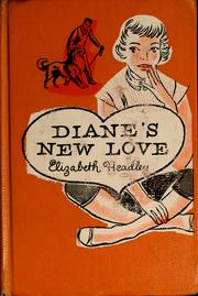 Cover of: Diane's new love