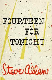 Cover of: Fourteen for tonight