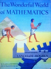 Cover of: The wonderful world of mathematics
