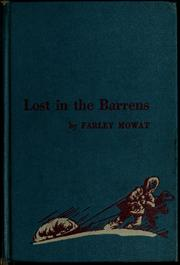 Cover of: Lost in the Barrens